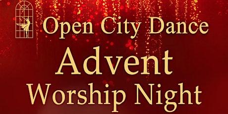 Advent Worship Dance Night tickets
