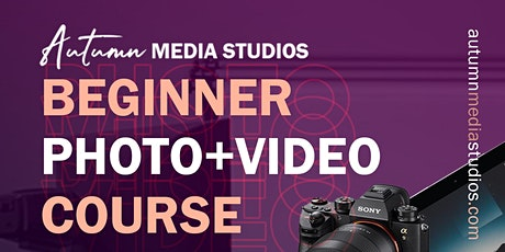 Beginners Photo & Video Course tickets