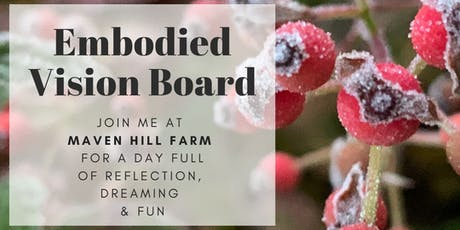 Embodied Vision Board tickets