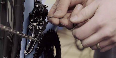 Intermediate Repair Class - Adjustments tickets