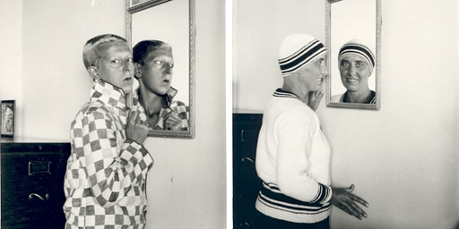 Lecture: Facing Claude Cahun & Marcel Moore