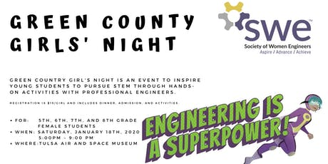 Green County Girls' Night tickets