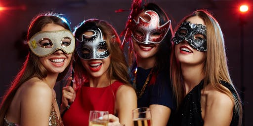 Masquerade New Years Party