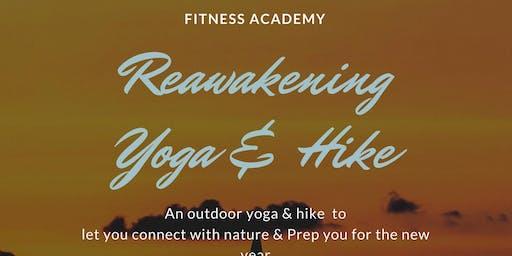 Reawakening Yoga & Hike