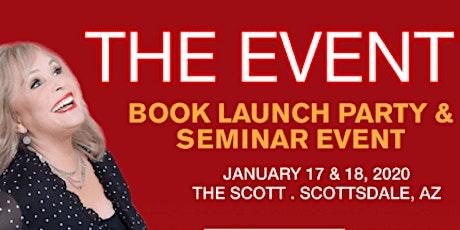 World Premier Book Launch & Success Seminar  tickets