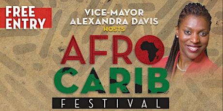 Afro Carib Festival tickets