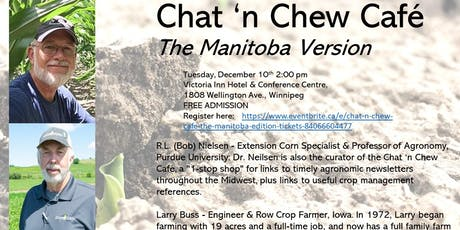 Chat 'n Chew Cafe - The Manitoba Edition tickets