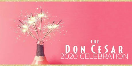 2020 Don CeSar New Year's Celebration! tickets