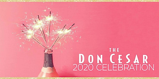 2020 Don CeSar New Year's Celebration!