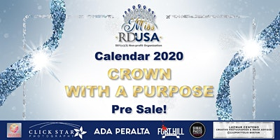 """Calendar 2020 """"Crown with a Purpose"""""""