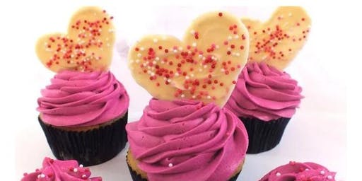 Valentine's Cupcake Decorating Class