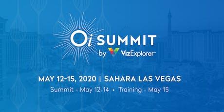 OI Summit 2020 tickets