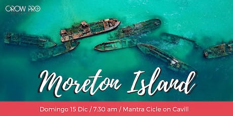 DAY TRIP I MORETON ISLAND tickets