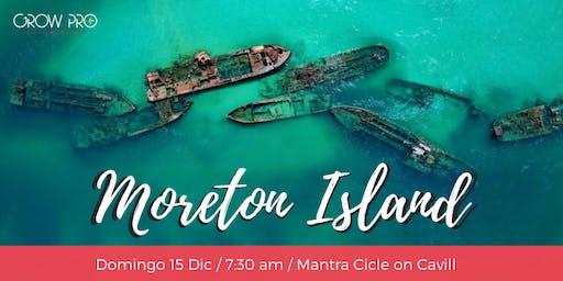 DAY TRIP I MORETON ISLAND
