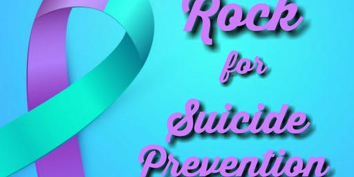 Rock for Suicide prevention: Hosted by Big Cat Ent