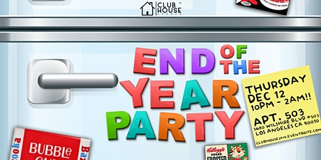 House Music - End Of The Year tickets