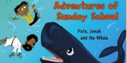 Book Reading & Signing: Pete, Jonah and the Whale