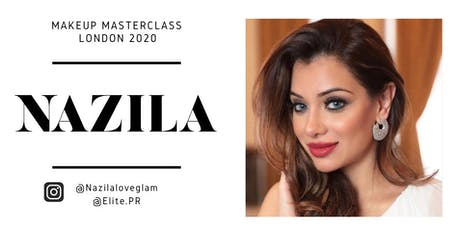 Makeup  Masterclass by Nazila tickets