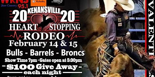 Kenansville NC Bulls Broncs and Barrels