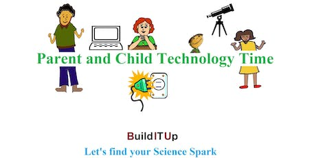 Parent and Child Technology Time tickets