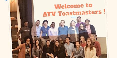ATV Weekly Toastmasters Meeting tickets
