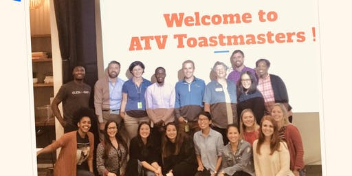 ATV Weekly Toastmasters Meeting