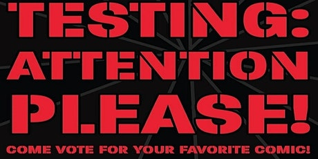 TESTING: ATTENTION PLEASE! Comedy Competition tickets