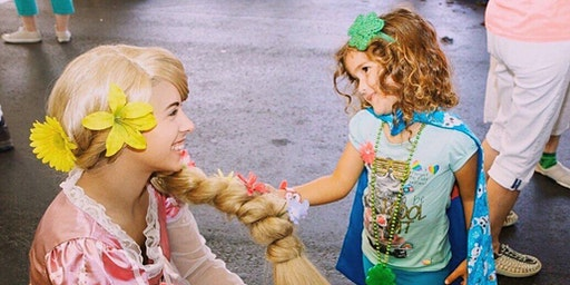 Princess Toy Drive & Brunch