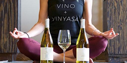 Vino Vinyasa at Hotel ZaZa Austin