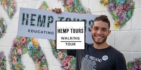 Hemp Walking Tour tickets