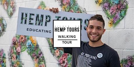 Hemp Walking Tour - February tickets