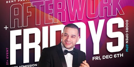 Good Life After Work Friday's at Jimmy's NYC featuring DJ C-Lo  tickets