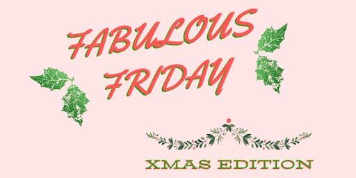 Festive Fabulous Friday : Christmas Celebrations!