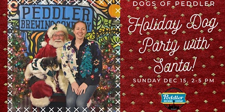 Holiday Dog Party with Santa! tickets