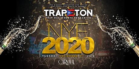 TRAPETON NEW YEARS EVE PARTY @ CARNAVAL NIGHTCLUB // HIP-HOP & REGGAETON tickets