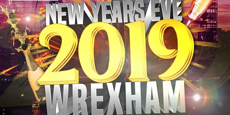 ANDY WHITBY'S NEW YEARS EVE PARTY -CENTRAL WREXHAM tickets