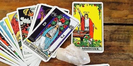 January 5, 6 p.m. Major Arcana Tarot Reading Workshop with Carl Young tickets