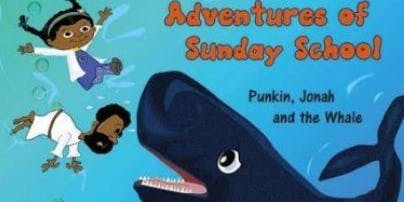 Book Reading & Signing: Punkin, Jonah and the Whale