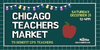 Chicago Teachers Market: December!