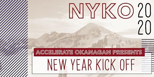 Accelerate Okanagan Presents New Year Kick Off 2020