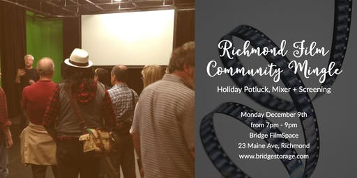 Richmond Film Community Mingle (+ screening)