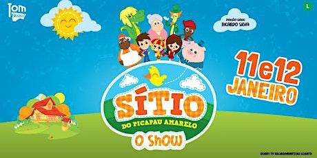 Desconto: Sítio do Picapau Amarelo, no Tom Brasil ingressos