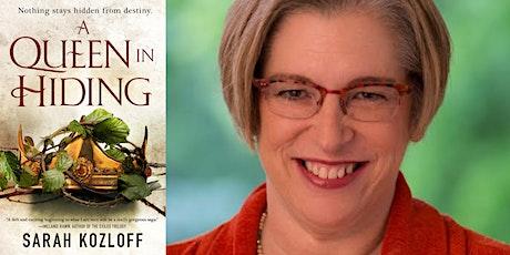 "Sarah Kozloff- ""A Queen in Hiding (The Nine Realms, Book 1)"" tickets"