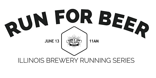 Beer Run - One Lake Brewing| Part of the 2020 IL Brewery Running Series