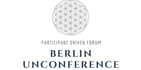 Berlin Unconference 1 tickets