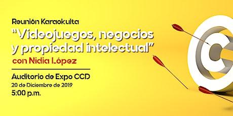 Reunión KaraOkulta Diciembre  2019 boletos