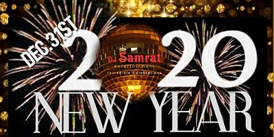 """""""THE"""" Bollywood New Year Eve Party in New Jersey 2020"""