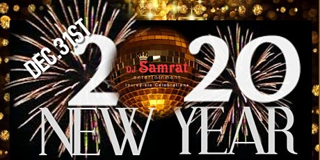 """THE"" Bollywood New Year Eve Party in New Jersey 2020 tickets"