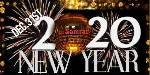 """THE"" Bollywood New Year Eve Party in New Jersey 2020"