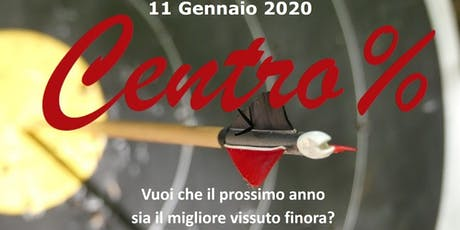 Centro % - Pianifica il tuo 2020 biglietti